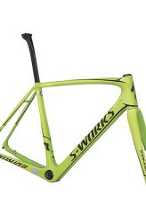 Quadro S-Works Tarmac Disc_green